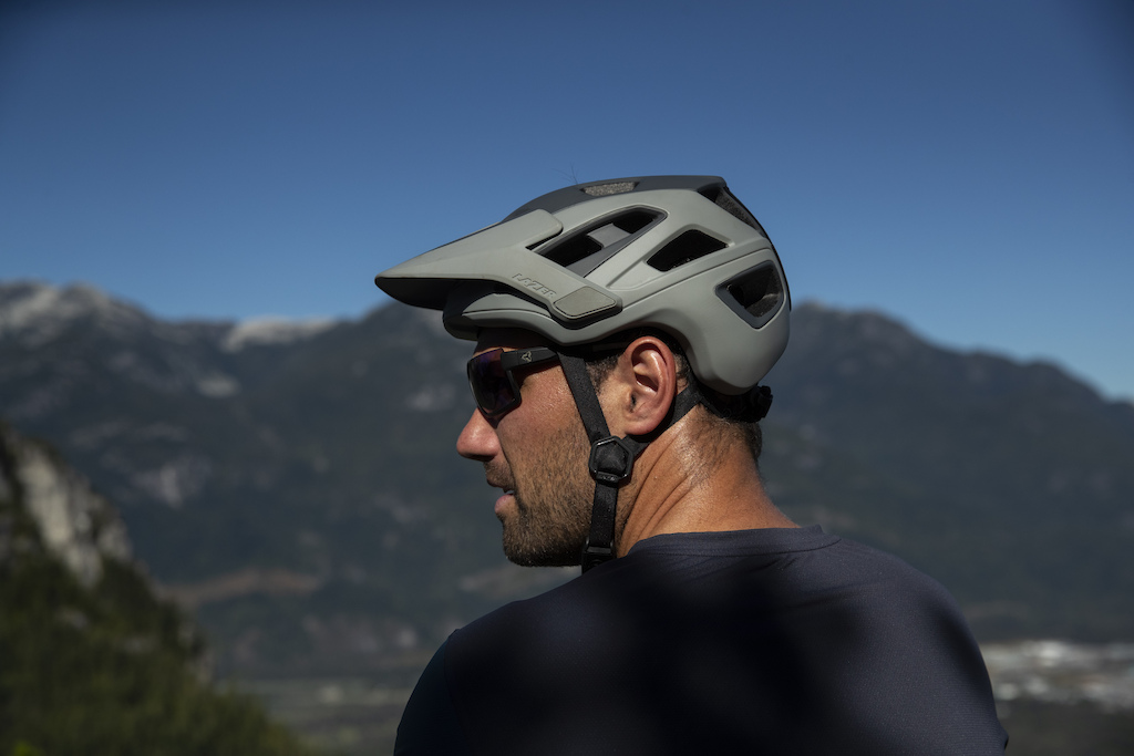 Thomas Vanderham with Lazer Helmets in Squamish BC