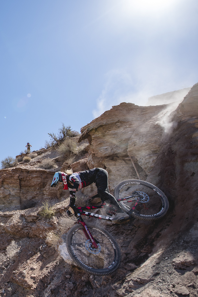 Casey Brown drops The Ovary at Red Bull Formation in Virgin Utah USA on 30 May 2021