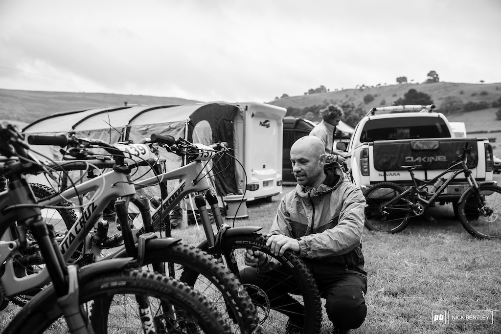 alll the talk in the pitts was about tyre pressures and the rocks that lay waighting on the stages read to just rewin your day with a flat