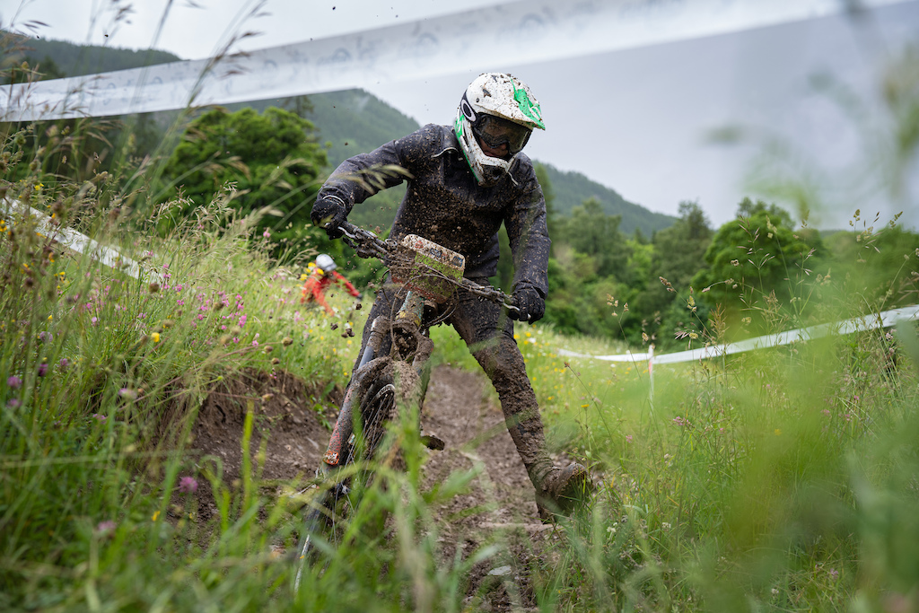 Full of mud