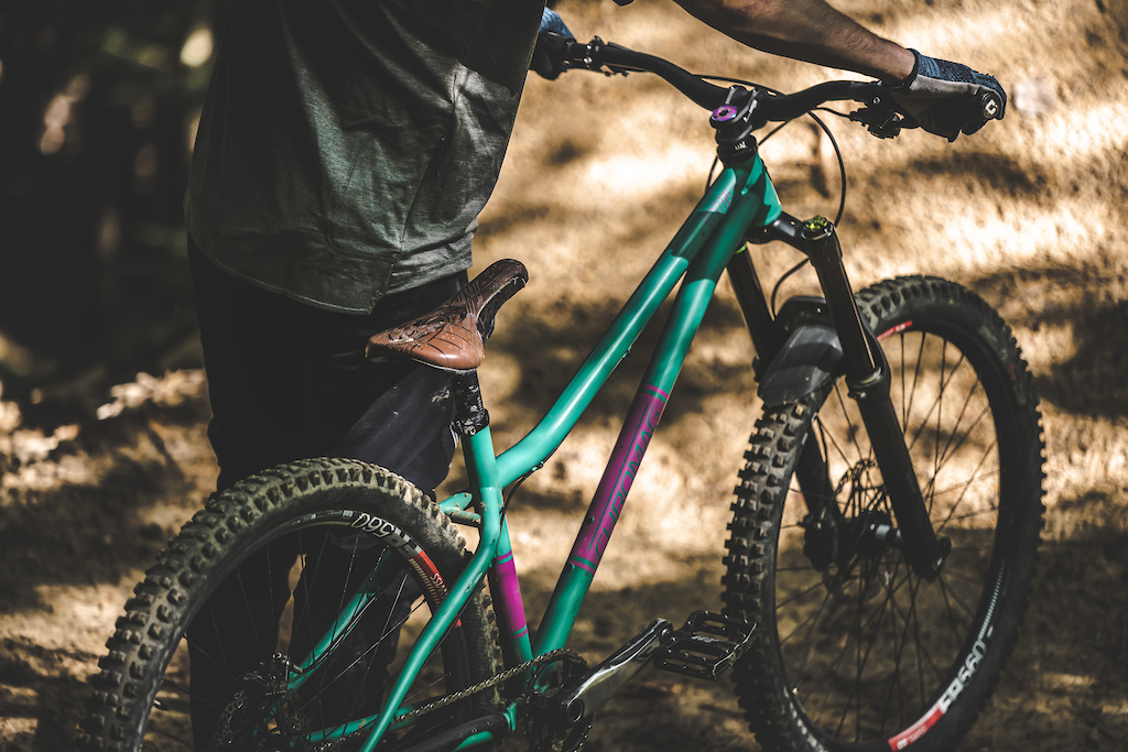 My hardtail for the season 2021 in fr version. Pic by Mateusz Skrzek. 5!