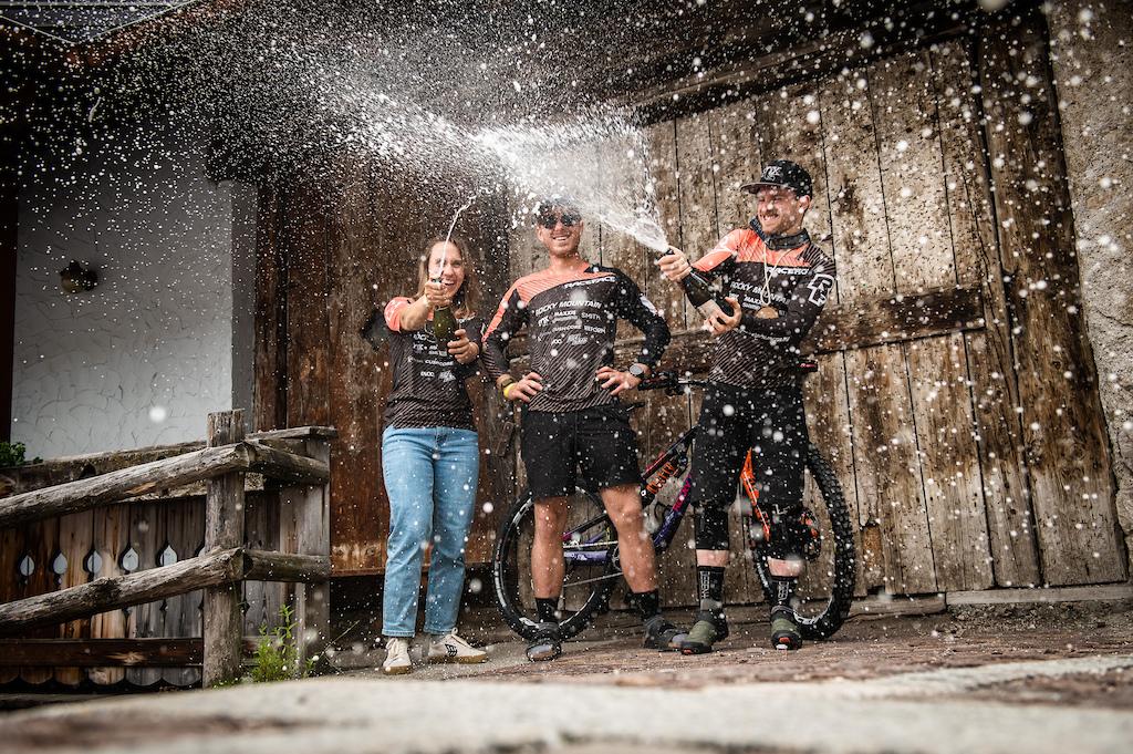 Rocky Mountain Race Face Enduro Team