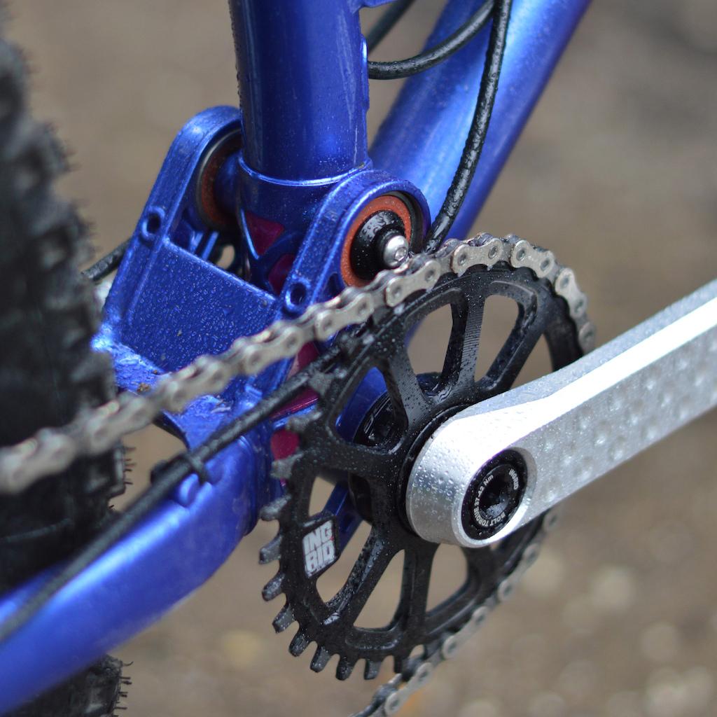 project12 - Vertigo custom steel full suspension