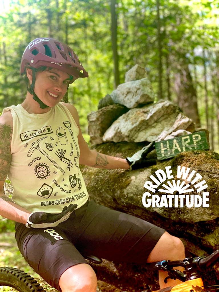 Ride with Gratitude