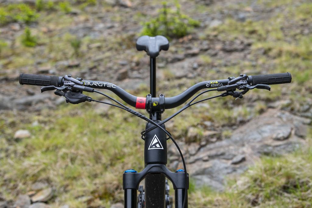 03.06.21. Pinkbike BikePark Wales Rider Seb Stott. PIC Andy Lloyd www.andylloyd.photography andylloyder