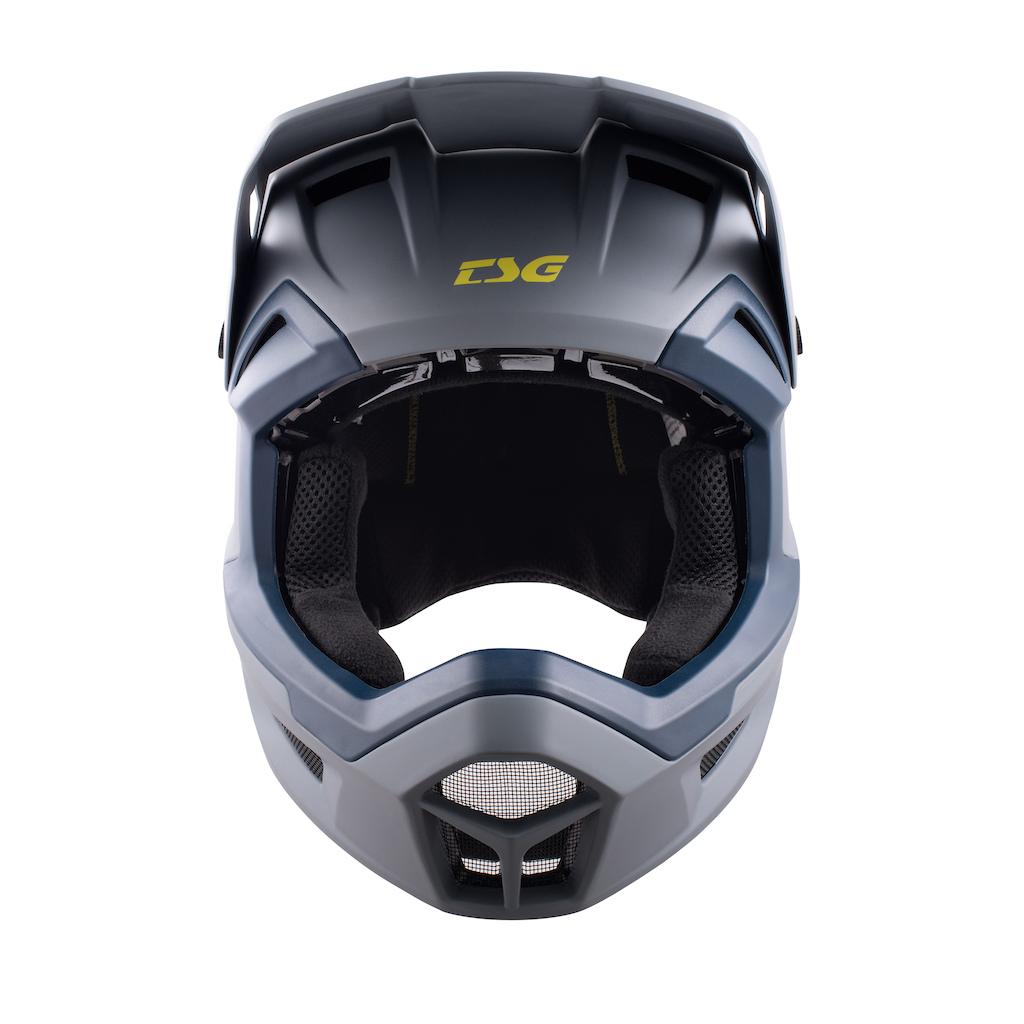 Sentinel Full-Face Helmet Satin Grey