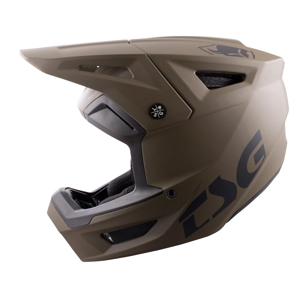 Sentinel Full-Face Helmet Satin Olive