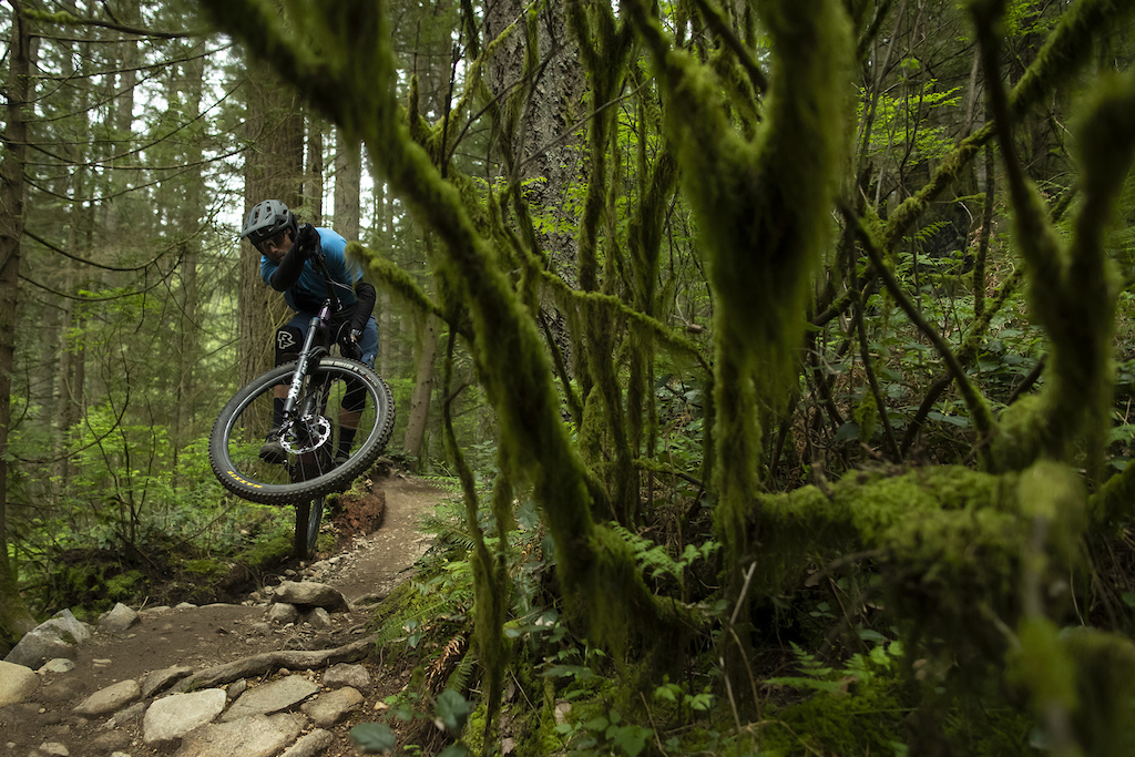 Geoff Gulevich on Vancouver s North Shore June 2021.
