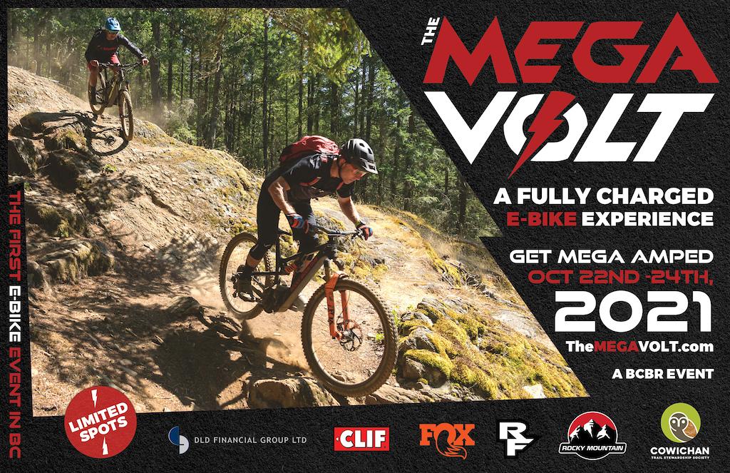 Mega Volt E-Bike event