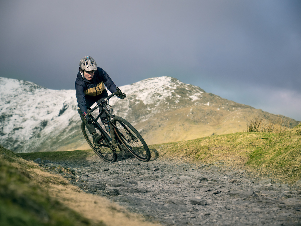 Gravel bikes need love too. They re capable of more than meandering along railroad grade trails and city paths and are eager to adventure in search of the same thrills our MTB s experience. Martha Gill s gravel rig takes full advantage of the Coast Cockpit and redesigned Rainier 27.2 as she pushes its limits in the UK s Lake District. Photo by Ben Gerrish of HDDN Media.