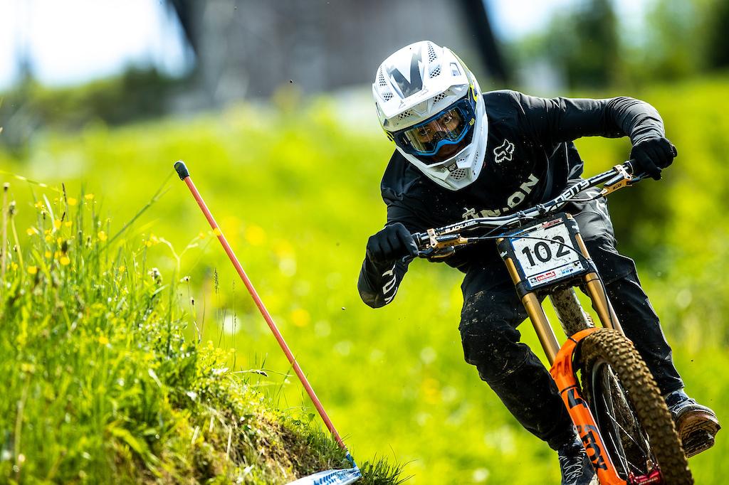 2021 UCI MTB World Cup Leogang Austria