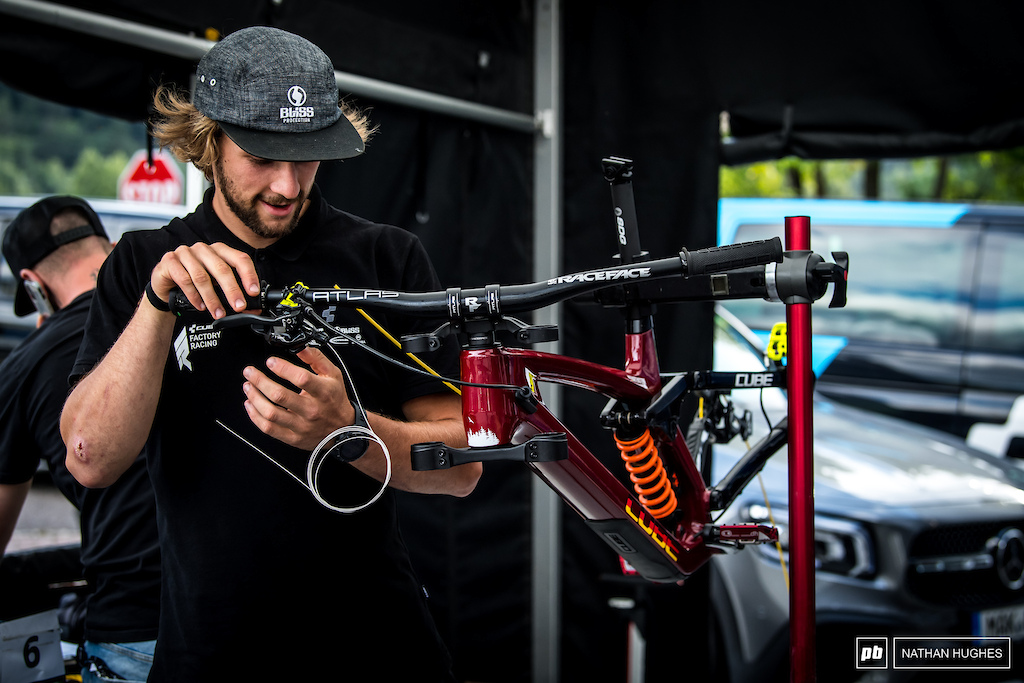 Max Hartenstern can t wait for his big rig to come together.