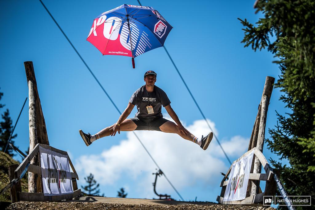 Kade for the olympics circus.