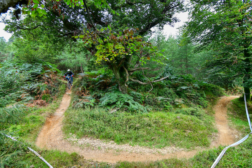 Ireland has some nice trails to ride