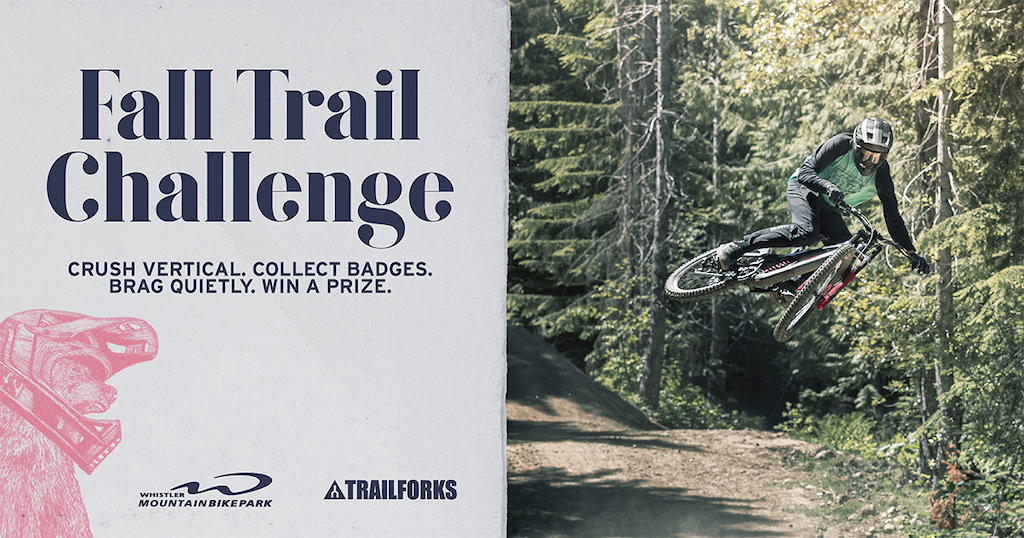 Fall Trail Challenge