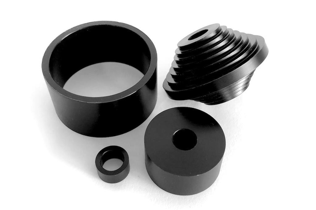 Alt Alt Suspension Bearing Press Acetal Parts