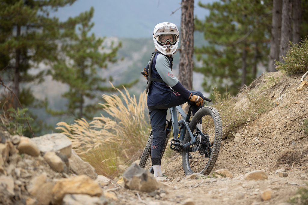 The 13 years old bike park ripper
