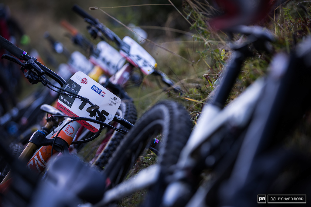 About 290 riders came this week-end for the last round of the French Enduro Cup.