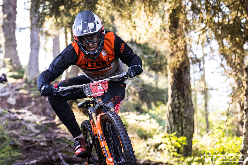 Top 10 for Lucas Monetti in Les Houches and 4th place overall for 2021.