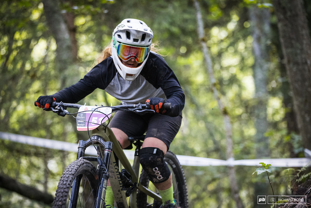 Canadian Ariane Moreau competed in the Open Women category. She ended 2nd.