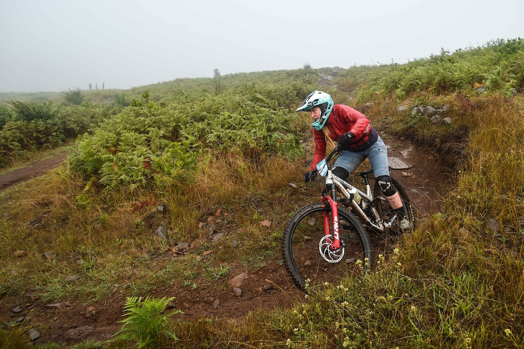 Day 1 of the Trans Madeira on September 21 2021 in Madeira island Portugal. Photo by Andre Ferreira