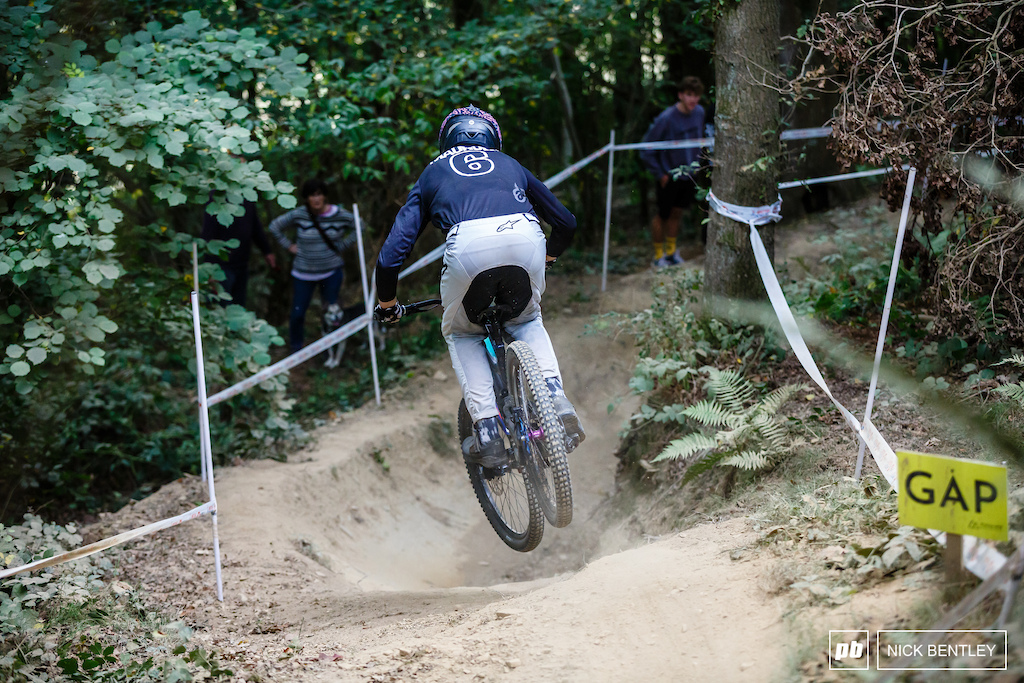 Caersws is a track loved by the riders thanks to all of it s amazing gaps jumps and loose turns