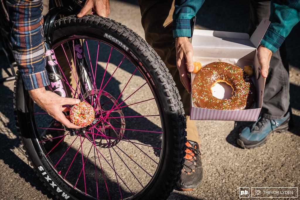 mmmm donuts.