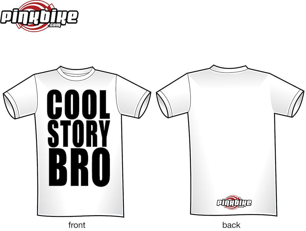 tshirt design, pinkbike forums ftw :)