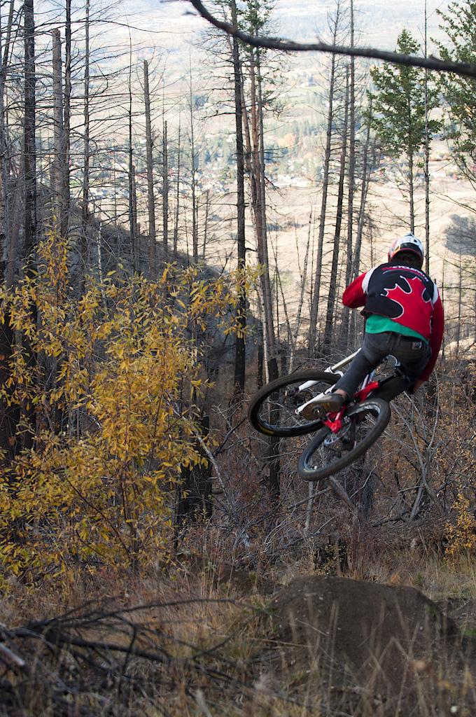 Downside, Mike Kirk Photo