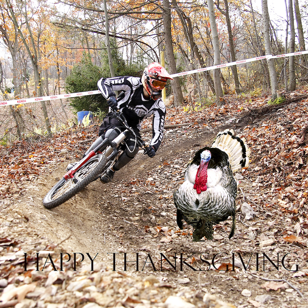 Happy Thanksgiving everyone.   