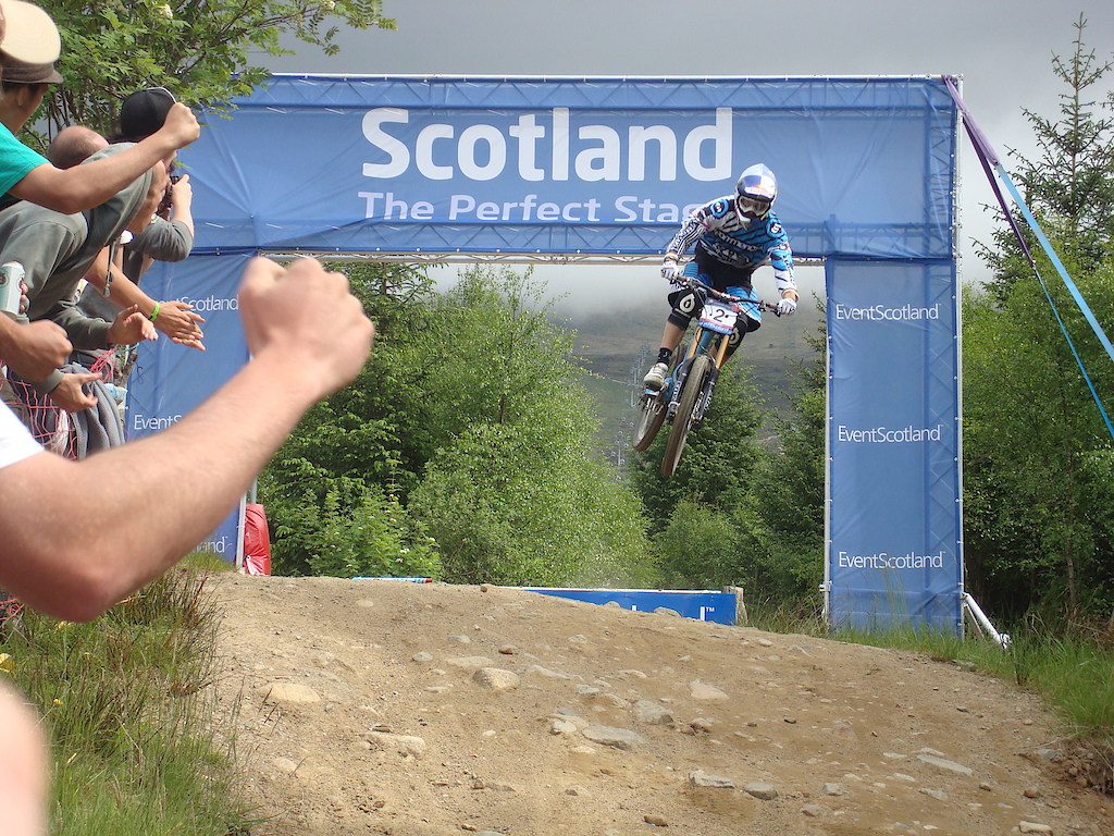 Fort william dh world cup 2010
