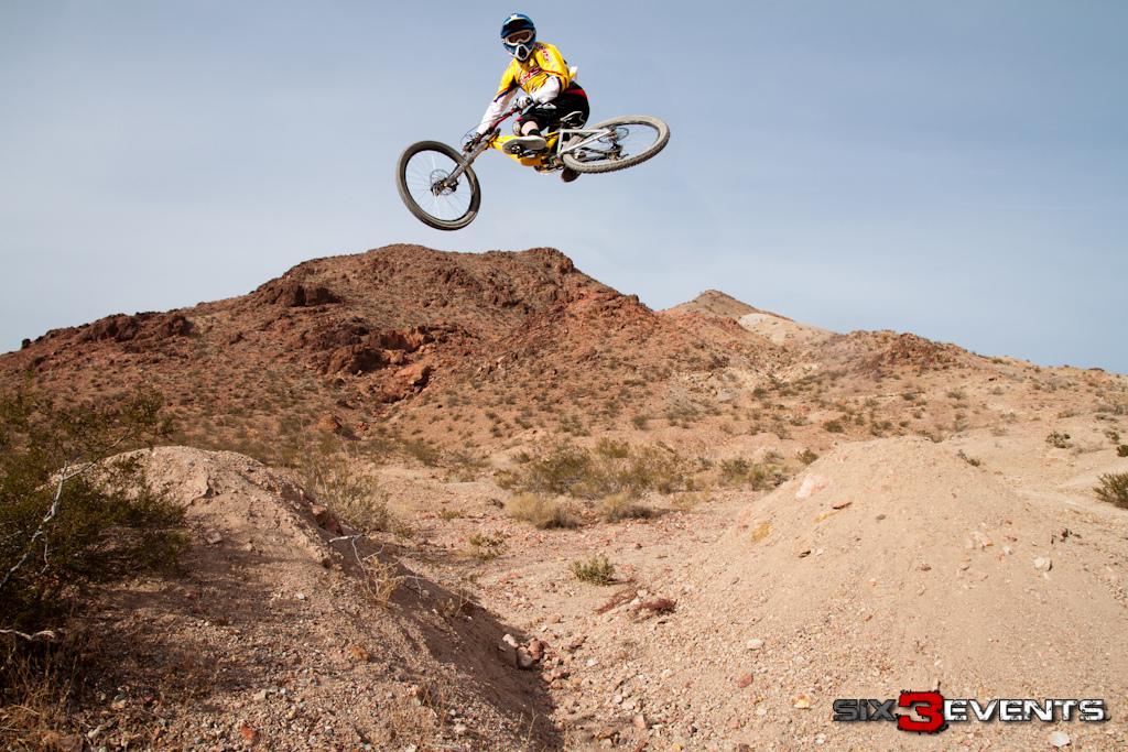 KHS Factory Racing Manager & Rider: Quinton Spaulding