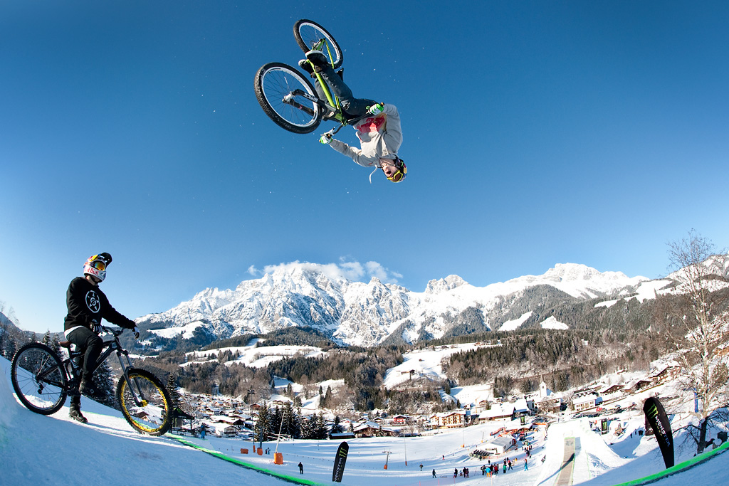Whitestyle in Leogang, 2011
