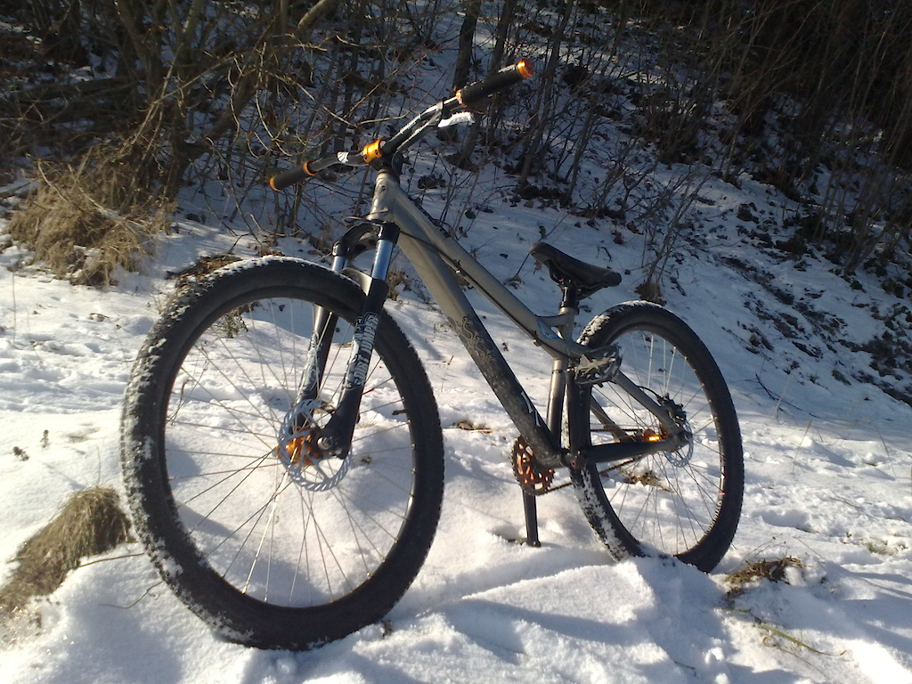 My Specialized p2 ready for 2011