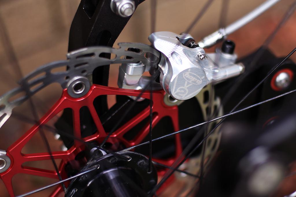 Caliper + rotor