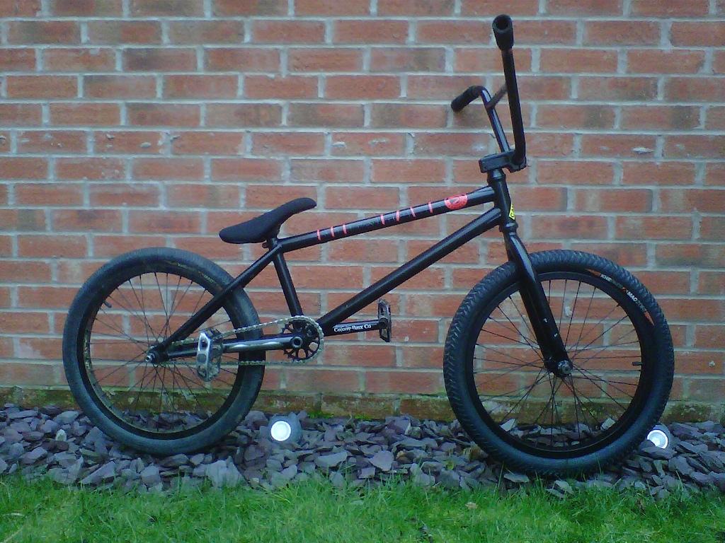 Fit Chase Hawk v2 custom BMX