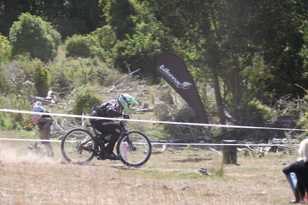 Crash before finish