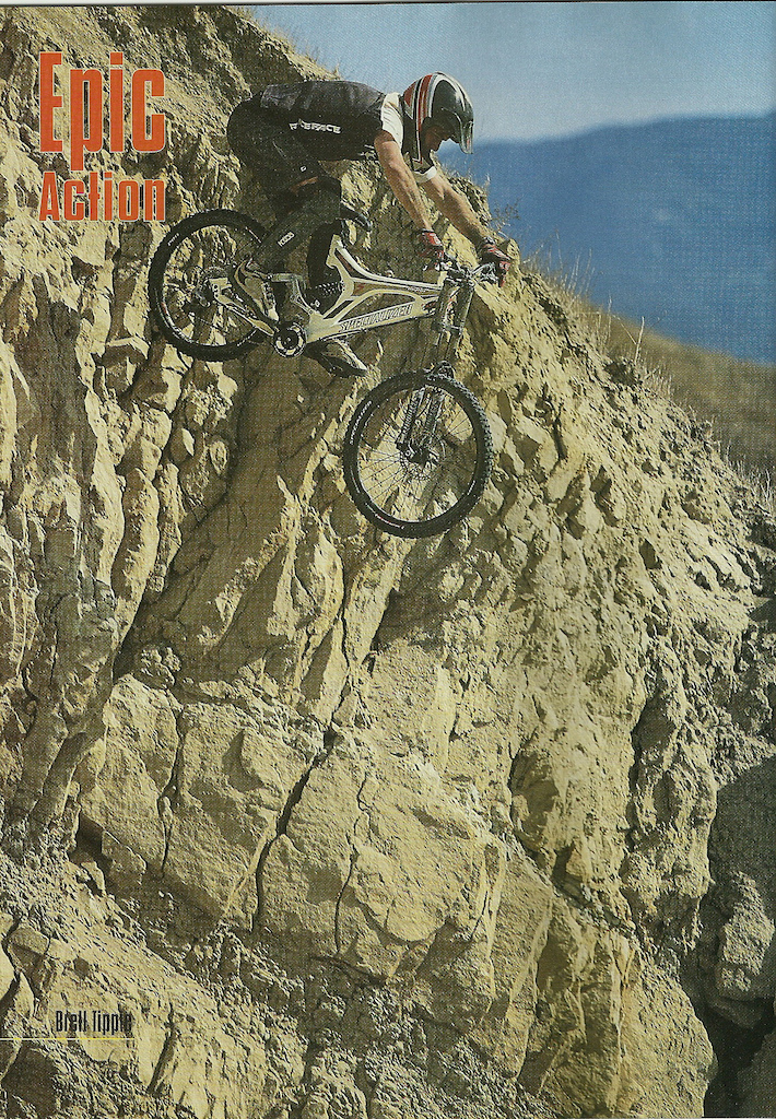 The legendary Tipster back in the day, sending it on his BigHit off a 17 footer. One gnarly dude.