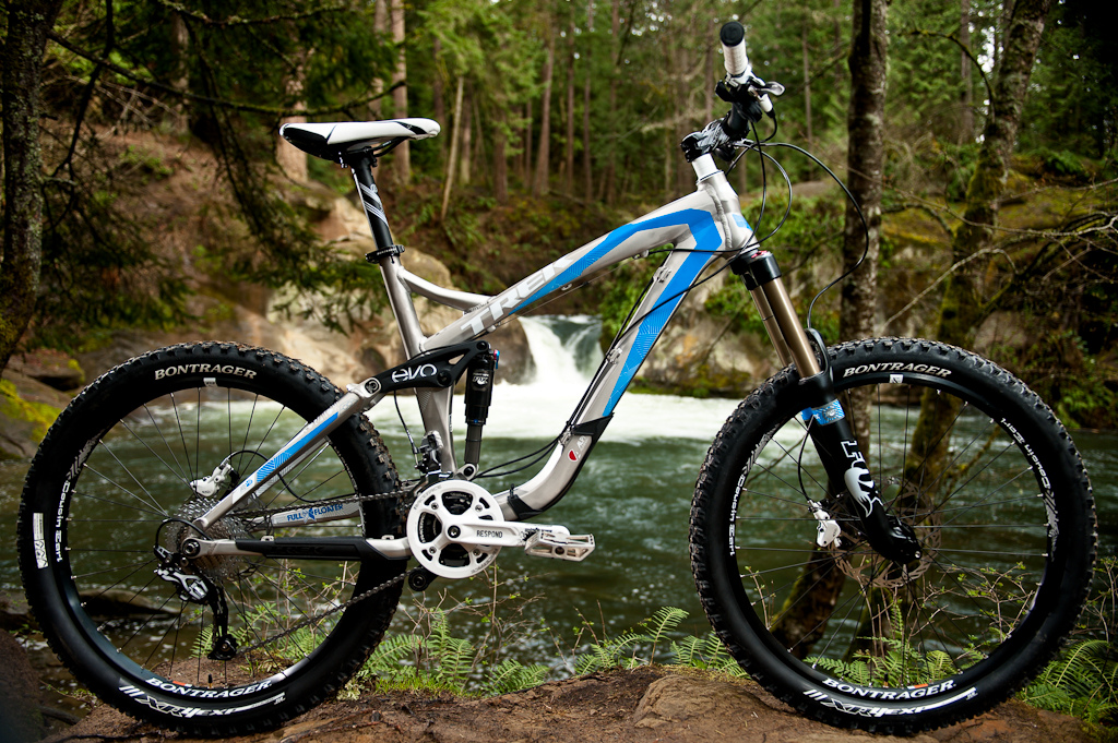 The 2011 Trek Scratch Air 8 in size XL