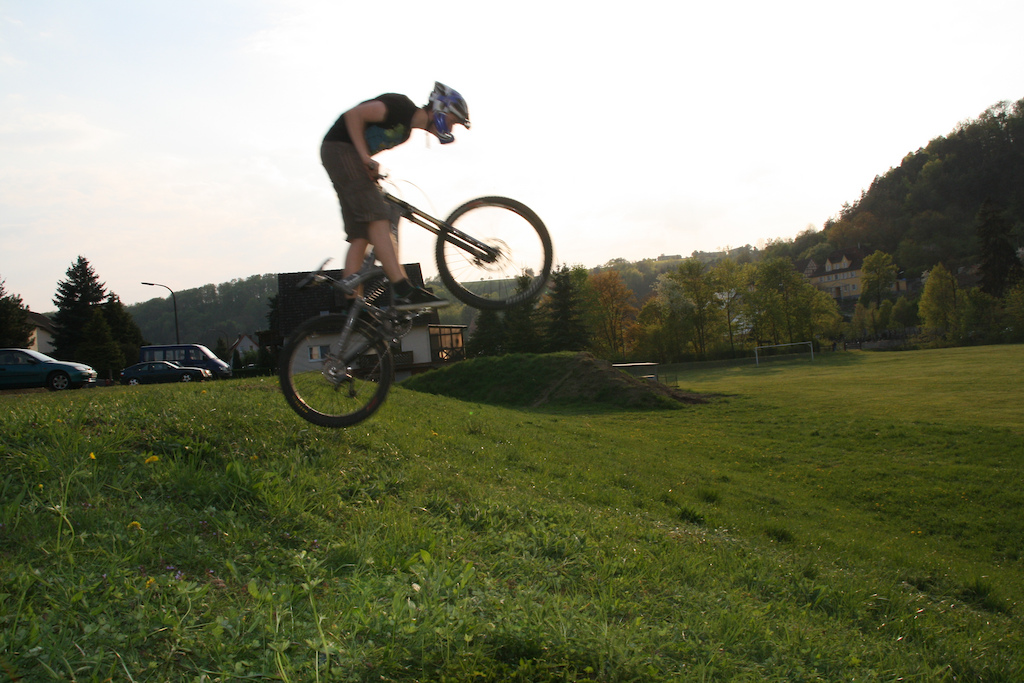 Little jump built in 30 minutes