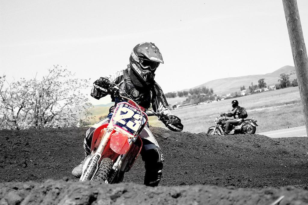 Me at Club moto