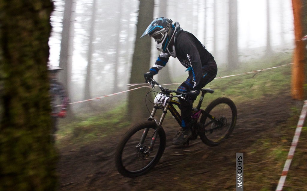 Shots from Diverse DH Contest 2011 - Wisła - Poland
