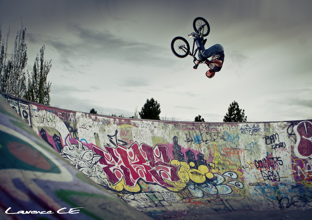Have been meaning to remaster this photo for a while now and figured it was the perfect day to do so. Taken last year at Ben Lee skatepark in Kelowna, BC, Canada whilst out on a shoot with local ripper Brandon Van Dulken - Laurence CE - www.laurence-ce.com