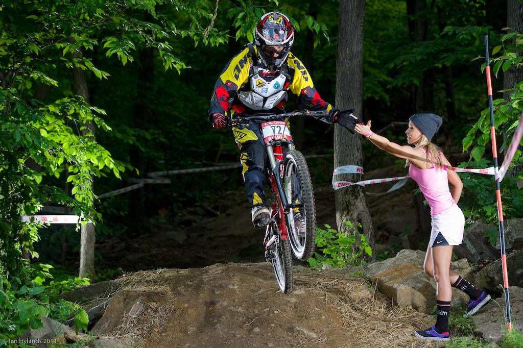 Cody Warren and Lauren Daney
