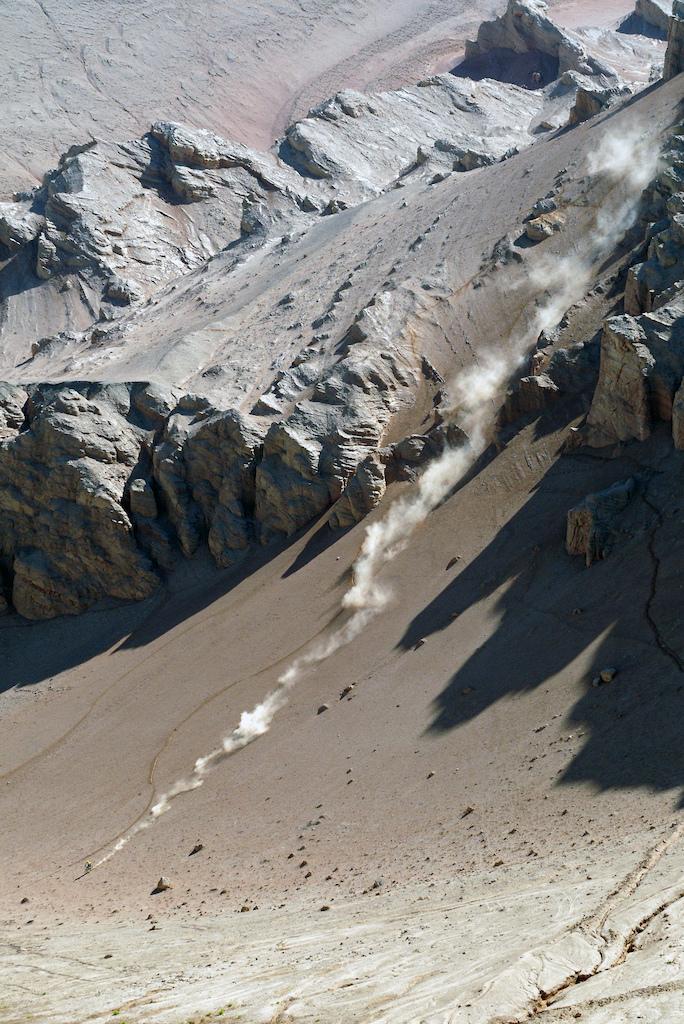 James Doerfling shreds a HUGE mountain line in the Gobi Desert... Defining the sport of Mountainbiking.