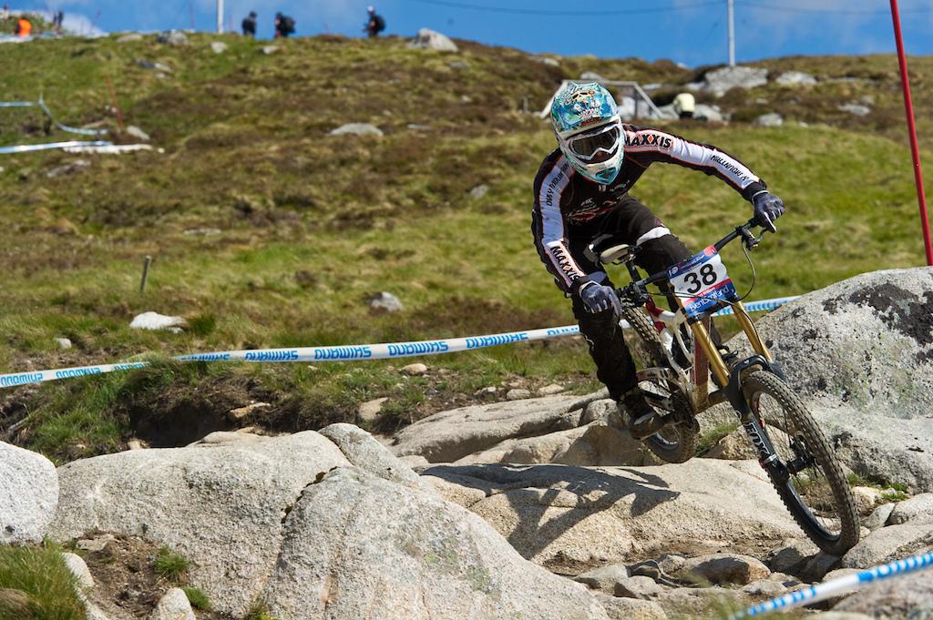 Mountain Biking Track