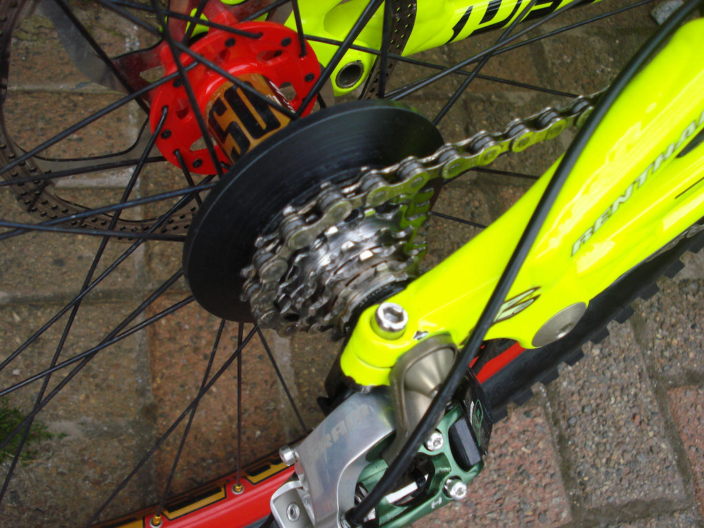 troy brosnans 6 speed cassette