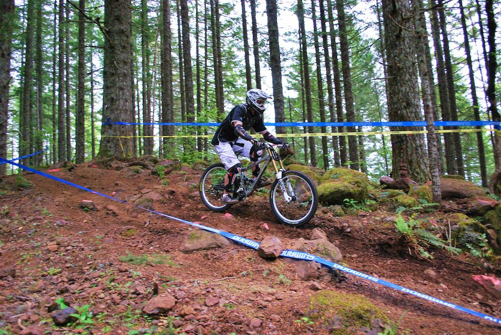 Sictar Gnar Trail @ Black Rock Mountain Flow Cup Race Falls City, Oregon 2011