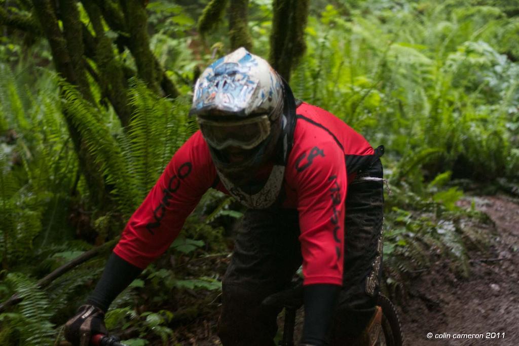 Bear Mountain BC Cup DH Race