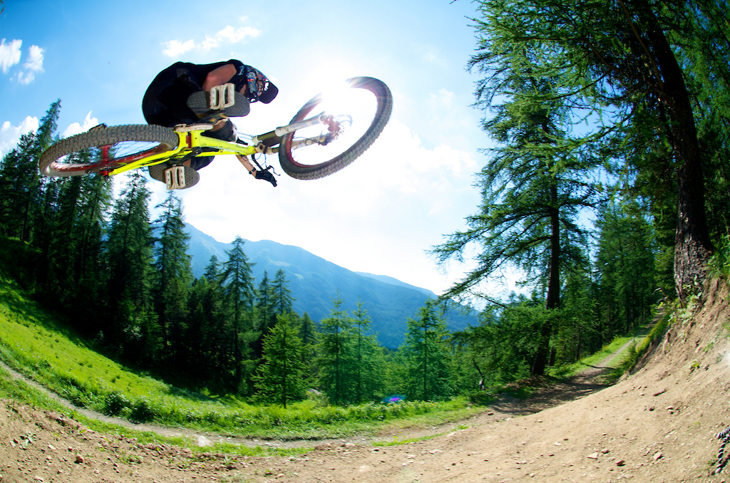 Ride the hip with the player MDE bikes